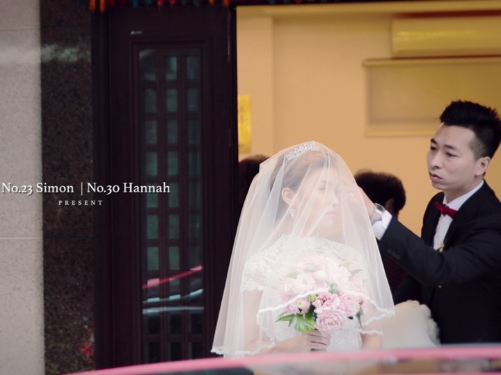 婚禮錄影 | N0.23 & N0.30