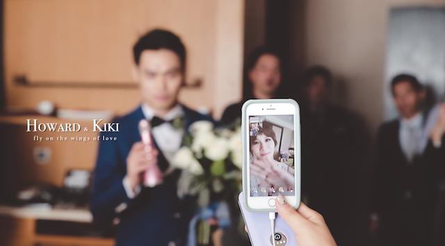 婚禮錄影SDE| Fly on