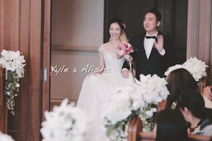 婚禮錄影|Kyle & Alisha