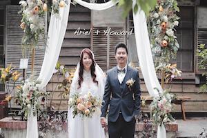 婚禮錄影|H + A