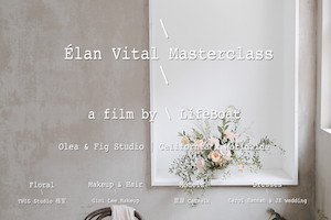 婚禮錄影|Workshop Élan Vital
