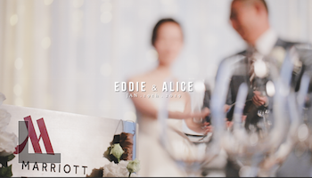 婚禮錄影|Eddie + Alice