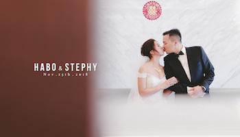 婚禮紀錄|Habo + Stephy