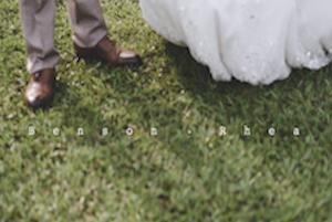婚禮錄影| Benson + Rhea