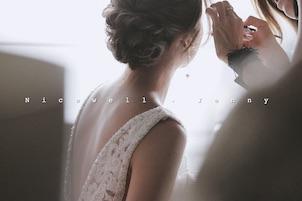 婚禮錄影|Nicewell + Jenny