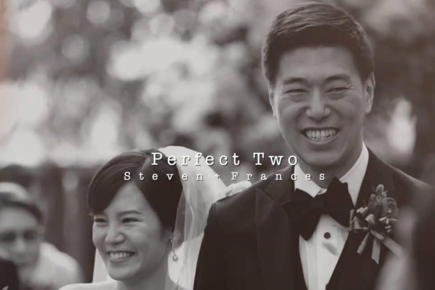 婚禮錄影 | Perfect Two