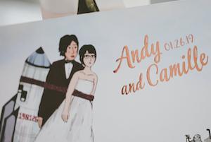 婚禮錄影 | Andy + Camille