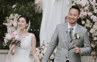 婚禮錄影|Andrew + Stephanie